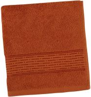 Froté ručník Lucie 450g 50x100 cm (cihlová)