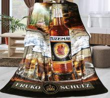Deka FOTOTISK - TUZEMÁK 150 x 200 cm