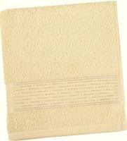 Froté ručník Lucie 450g 50x100 cm (smetanová)