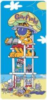 Froté osuška Garfield 75x150 cm