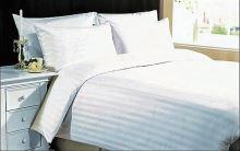 Damaškový povlak 35x45cm bílý