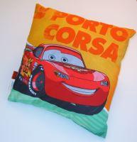 Polštářek Cars porto corsa 40x40 cm