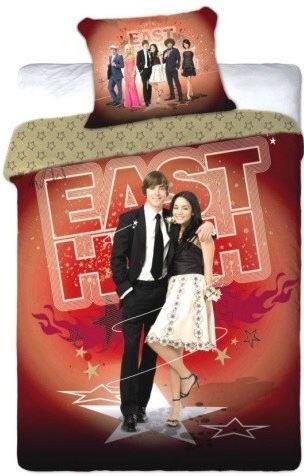 Povlečení High School Musical 140x200