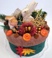 Veratex Textilní dort myslivecký - zajíc