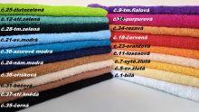 Veratex Textilní dort s výšivkou zákusek se jménem 30x50cm 14 barev