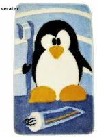 Koupelnová předložka 102 tučňák 60x100 cm (102)