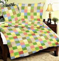 Přehoz na postel bavlna140x200 (R0963)