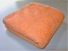 Froté ručník se znamením - lev 50x100 ( 6-lososová)