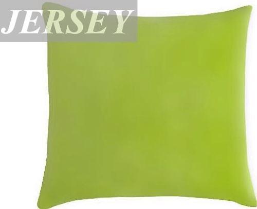 Polštářek Mazlík jersey 40x40 cm (č.25-žlutozelená)