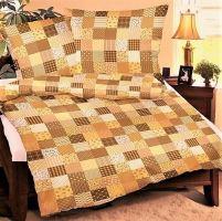 Přehoz na postel bavlna140x200 (R0965)