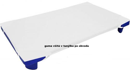 Froté plachta na lehátko 60x133 cm-obvodová guma (ANO)