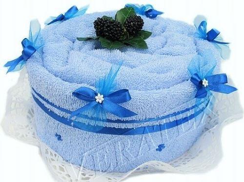 Veratex Textilní dort 1-E jednopatrový