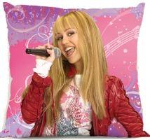 Polštářek Hannah Montana 40x40 cm