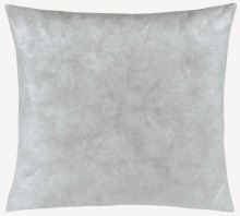 Polštářek z NETKANÁ TEXTILIE (40x40) bílý