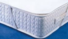 Matracový chránič Voděodolný 110x220 (bílý) JERSEY