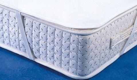 Matracový chránič Voděodolný 60x120 (bílý) JERSEY
