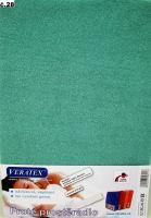 Froté prostěradlo na masážní lůžko 60x190 lehátko (č.28-tm.zelená)