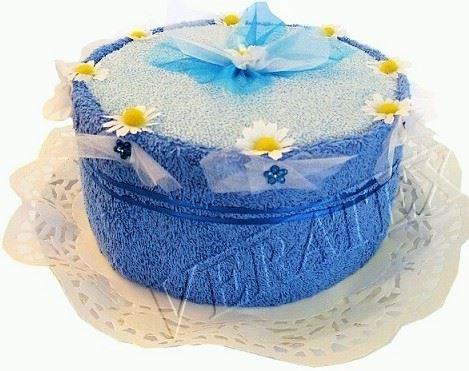 Veratex Textilní dort 1-G jednopatrový