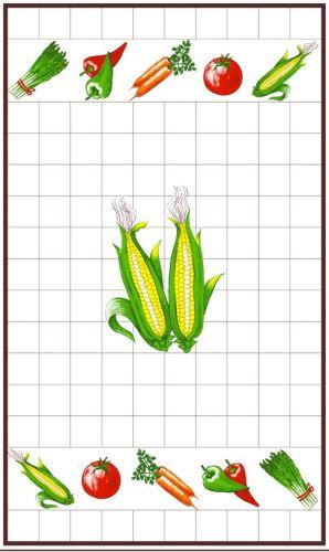 Utěrka 40x70cm kukuřice 100% Bavlna (1ks)