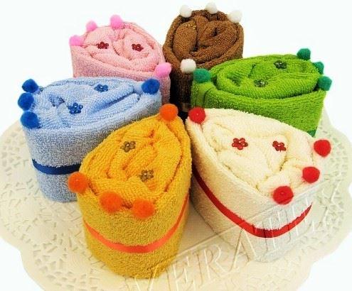 Veratex Textilní dort  Zákusek