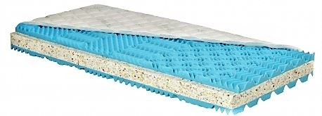 Matrace Komfort  prodloužená 100x220/17cm (dodání 8 až 11 dní)*
