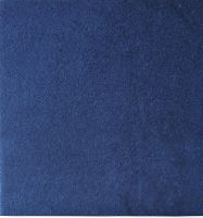 Froté povlečení  dětské 45x64 90x130 (č.24-nám.modrá)