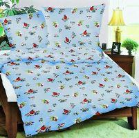 Hrací deka bavlna 110x110cm berušky R0532