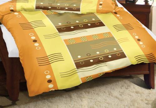 Přehoz na postel FLANEL 140x200 cm (vyberte dezén z nabídky Flanelové povlečení)