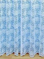 Záclona kusová - Olga 150x300 cm (bílá)