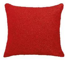 Polštářek Mazlík Korall 38x38 cm červená