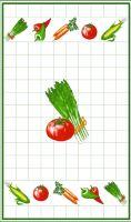 Utěrka 40x70cm rajče 100% Bavlna (1ks)