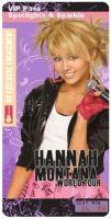 Froté osuška Hannah Montana World 75x150 cm