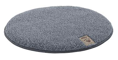 Pelíšek šedý průměr 60cm