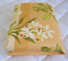 Přehoz na postel bavlna 140x200 cm č.509
