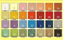 Jersey povlečení  dětské 45x64 90x130 (č. 5-sv.žlutá)