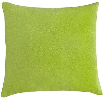 Polštářek Mazlík froté 40x40 cm (č.25-žlutozelená)