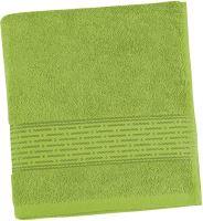 Froté ručník Lucie 450g 50x100 cm (žlutozelená)