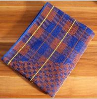 Froté ručník (hnědá kostička)