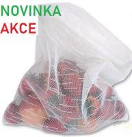 Pytlíky na pečivo, zeleninu a ovoce 30x25cm (balení 4ks)