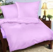 Metráž látka bavlna š 160cm světle fialová