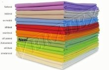 Jednobarevné kanýry výška 25cm (8 barev)