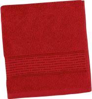 Froté ručník Lucie 450g 50x100 cm (červená)