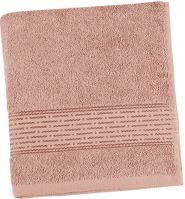Froté ručník Lucie 450g 50x100 cm (šedo-fialková)