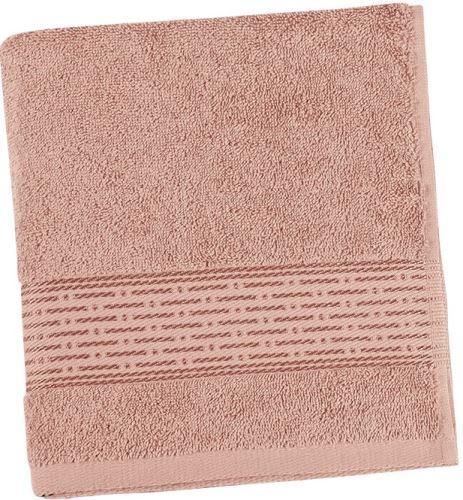 Froté ručník Lucie 450g 50x100 cm (šedo-fialková) ID 12832