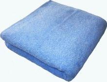 Froté ručník se znamením - lev 50x100 (10-sv.modrá)