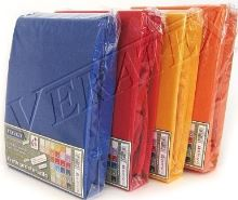 Veratex Froté prostěradlo  80x200/16 cm (č. 1-bílá)