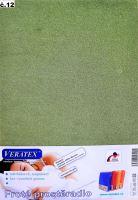 Froté prostěradlo jednolůžko 100x200/25cm (č.12-stř.zelené)
