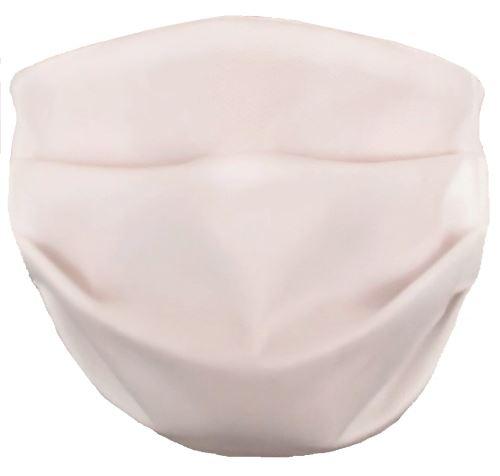 Rouška na ústa Bílá 60°C 2-vrstvá