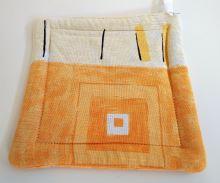 Textilní podložka pod hrnec 20x20cm