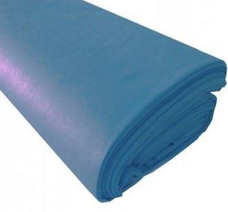 Metráž sypkovina š.140 cm modrá